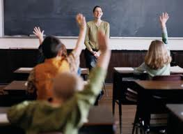 "Raise your hands, children, if you think ""work to rule"" cheats you out of an education."